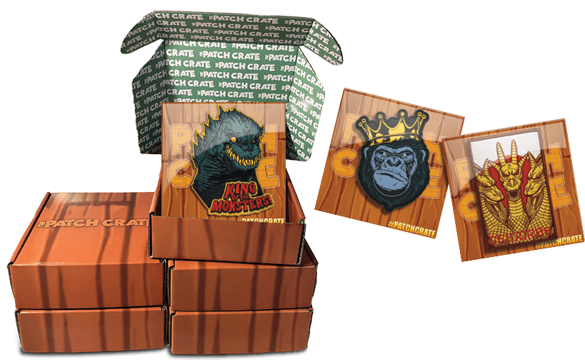 Themed Patch Crate